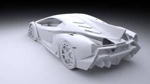 Lamborghini Veneno WIP