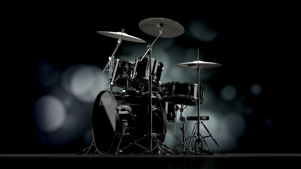 Drum Tama Imperialstar Black