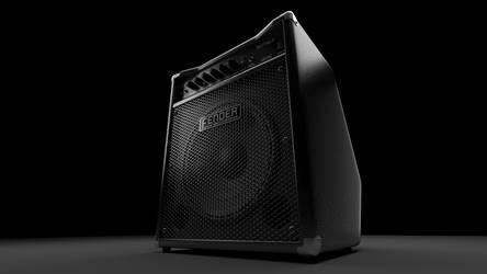 Ibanez SR500 + Fender Rumble 30 WIP Step 3
