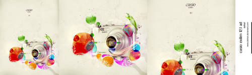 casio exilim 12.1 ad. by DoThat