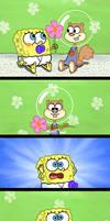 Random Flower Mini-Comic