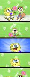 Random Flower Mini-Comic by Carossmo