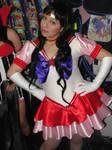 Sailor Mars Cosplay