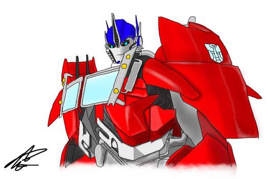 Optimus...