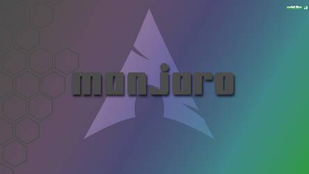 Manjaro Wallpaper