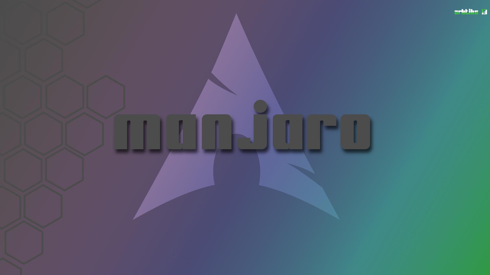 Manjaro Wallpaper by arktika13