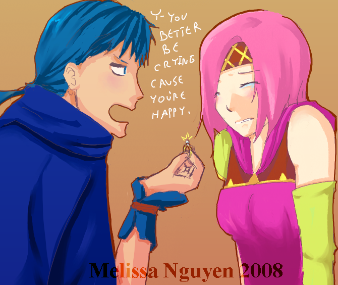 Stop Crying - Fire Emblem by Meliah