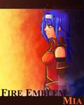 Mia - Fire Emblem