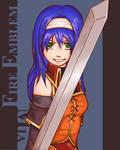 Mia 2 - Fire Emblem