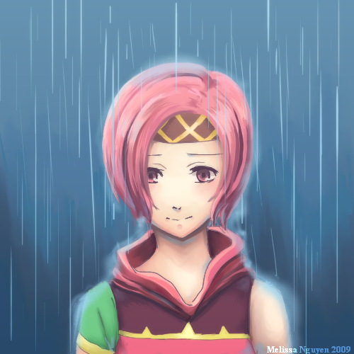 Neimi - Frown by Meliah
