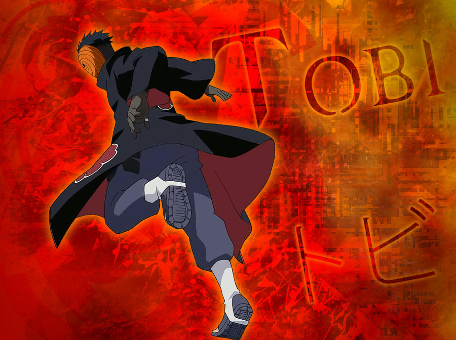 tobi wallpaper. Tobi - Wallpaper by ~me969 on