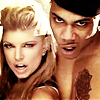Fergie And Nelly - Icon by me969