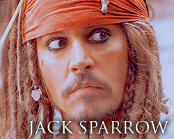 Jack Sparrow POTC 4 Avatar by me969