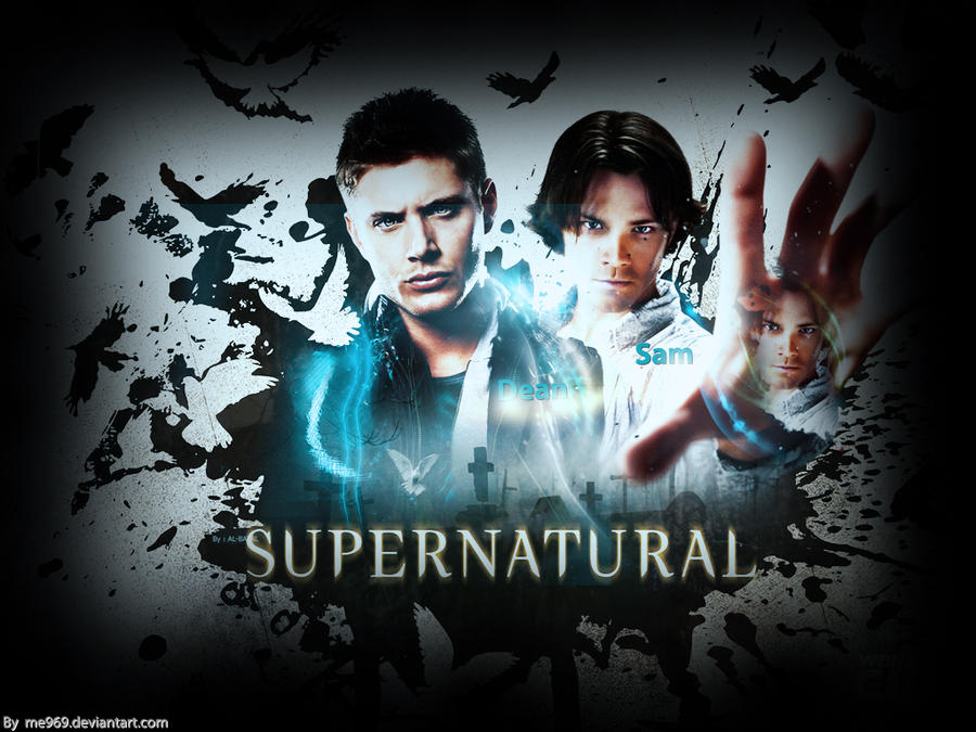 supernatural wallpapers. Supernatural - Wallpaper by
