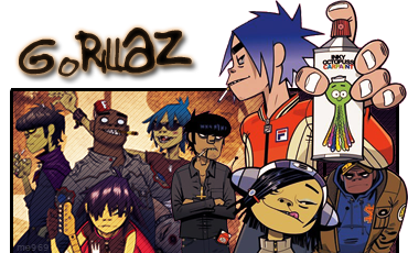 Gorillaz siG by me969
