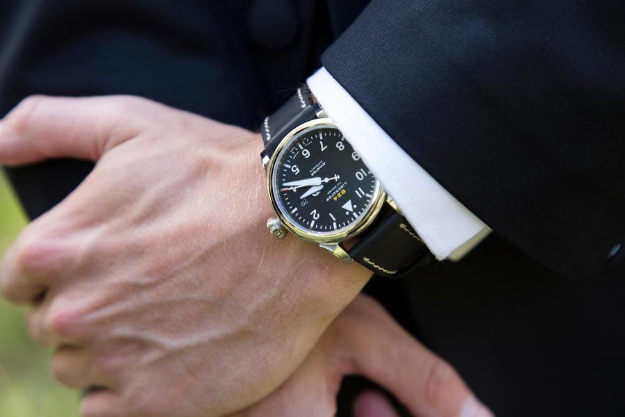 Wedding Gift Watches: [Detroit Watch Company] B24 Liberator 39mm