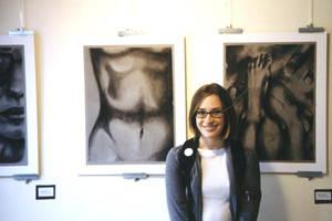 campus women's art show by pommefritz