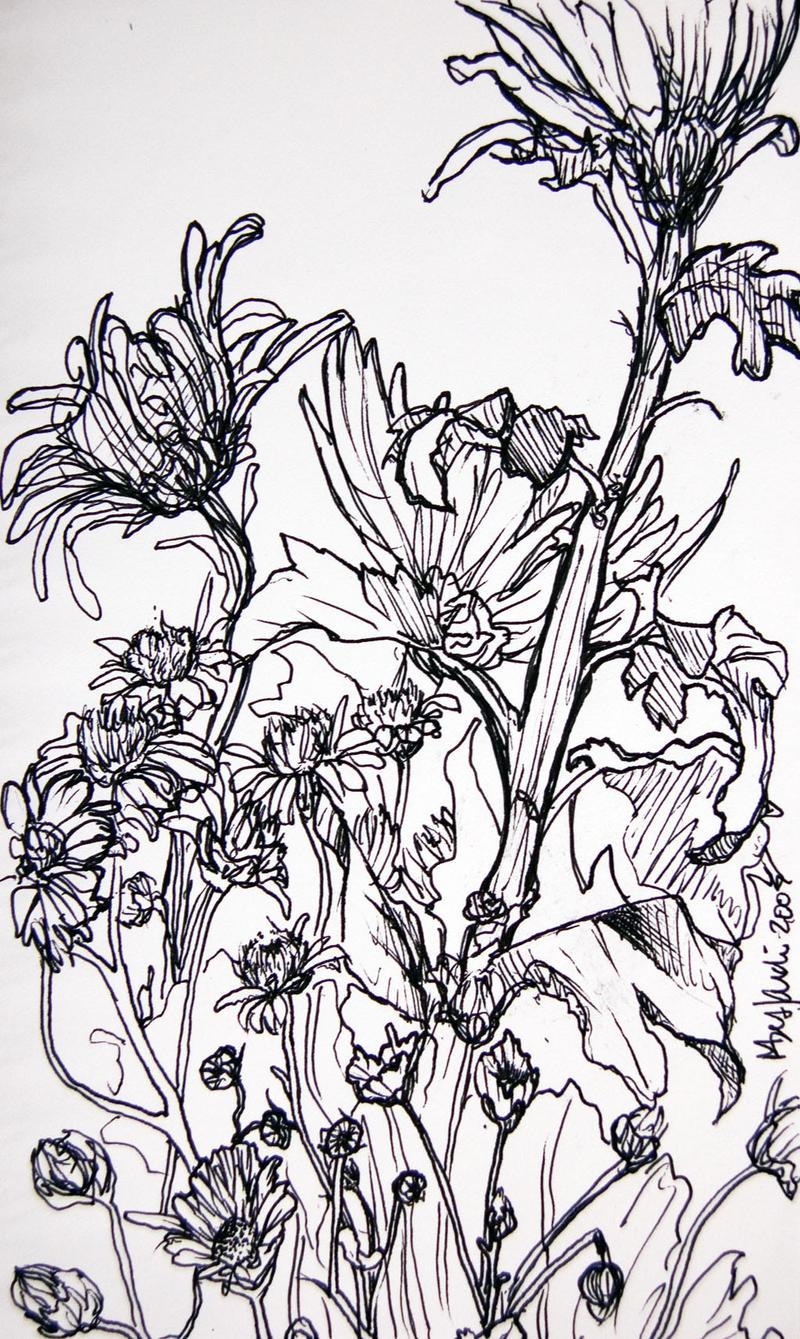 flowers 071205 by pommefritz