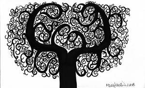 2008 curvy tree by pommefritz