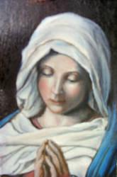 Prayer by sorinapostolescu
