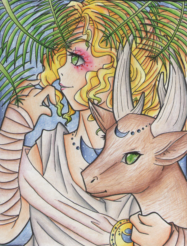 Artemis by trana-girl426