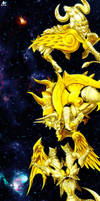 Saint Seiya Soul of Gold - Gold God Cloths