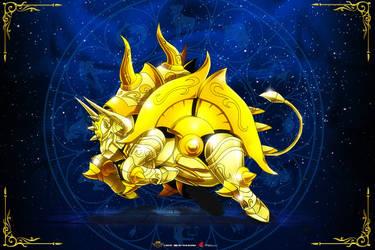 Tauro God Cloth - Soul of Gold