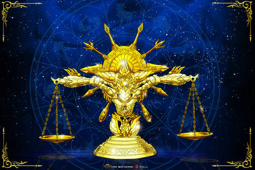 Libra God Cloth - Soul of Gold (ver. 2.0)