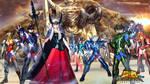 Saint Seiya Soldiers Soul Wallpaper Asgard Arc