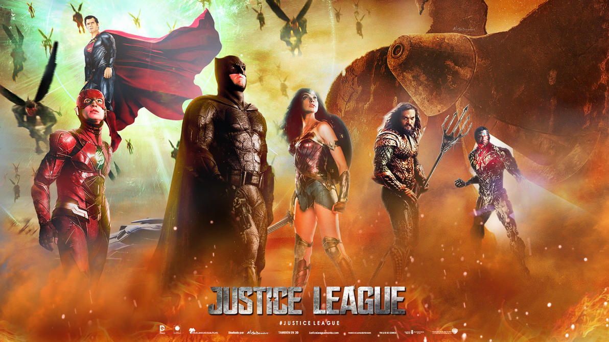 Justice League 2017 Movie 4k Hd Desktop Wallpaper For 4k: Justice League Film 2017 Wallpapers (118 Wallpapers