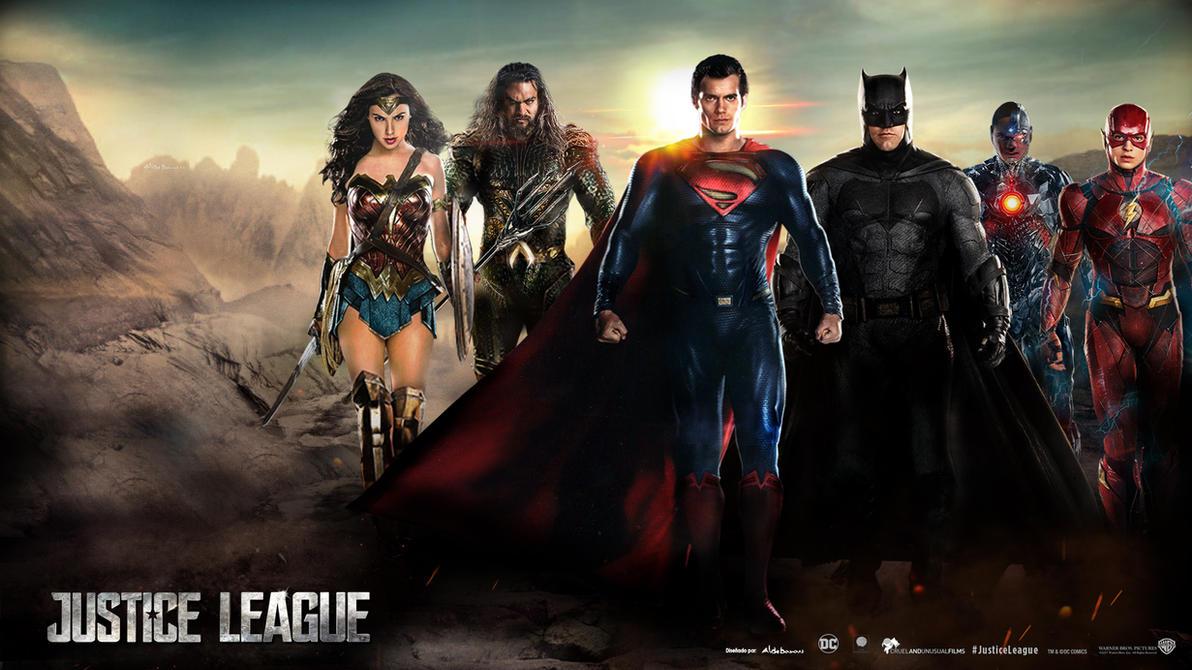 justice league movie wallpaper 3saintaldebaran on deviantart