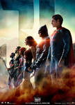 Justice League Movie Poster 6