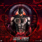 Justice League Movie Special Poster Batman