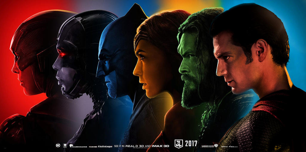 justice league movie banner 4 by saintaldebaran on deviantart