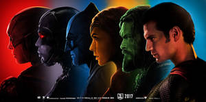 Justice League Movie Banner 4