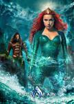 Aquaman movie poster (ver. 2.0)