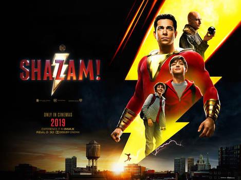 Shazam movie Wallpaper