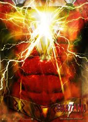 Shazam Movie poster (Symbol)