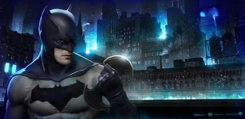 Batman (Robert Pattinson)