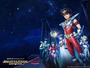 Saint Seiya Netflix Wallpaper 2