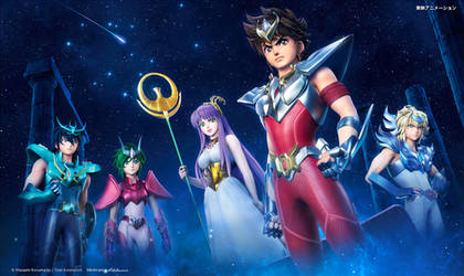 Saint Seiya Knights of the Zodiac Wallpaper 3