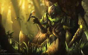 Elderwood FiddleSticks by KORHIPER