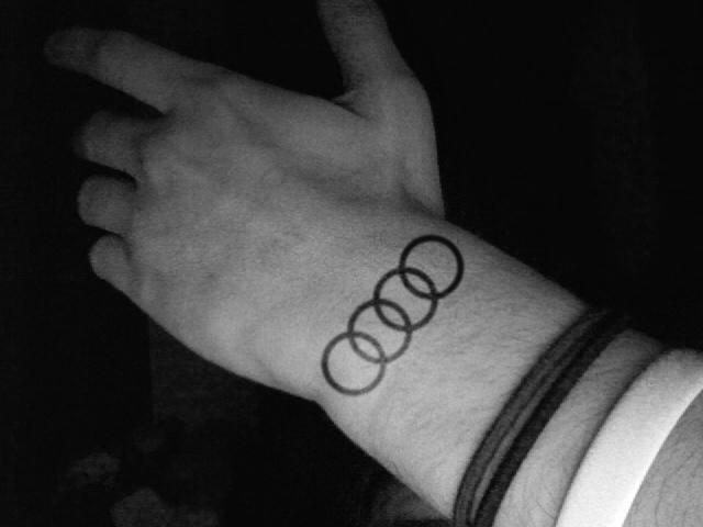 Audi Tattoo By Aydrenrhae On Deviantart