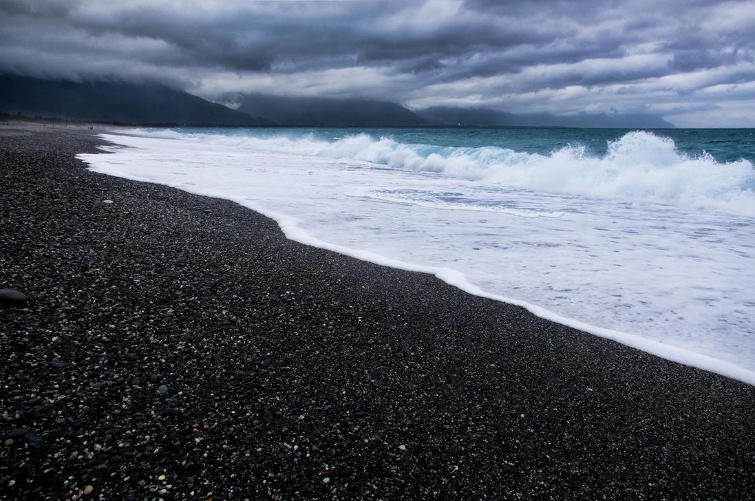 Winds from the Pacific Ocean by jonsonox