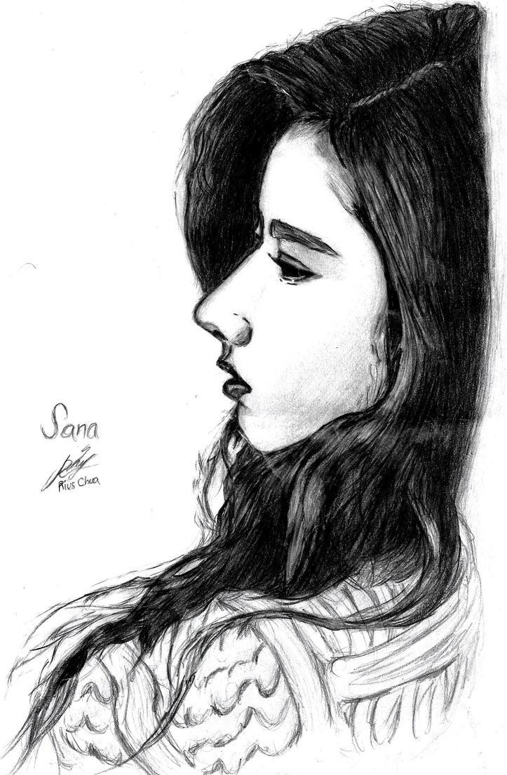 Twice Sana by RiusChua07