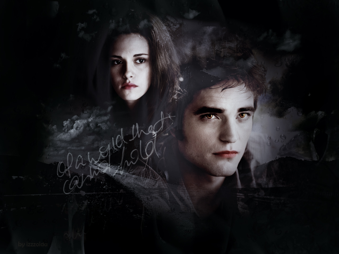 Edward Cullen Bella Swan by izzzolda on DeviantArt