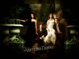 The Vampire Diaries by izzzolda