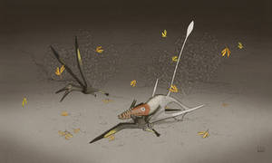 Sericipterus wucaiwanensis