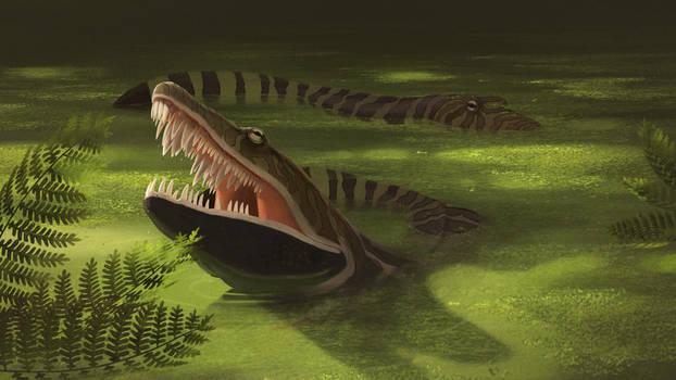 Anthracosaurus russeli