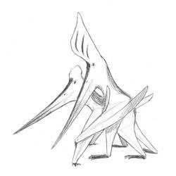Pteranodon Pair